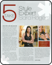 Style Expert Sara Rogers